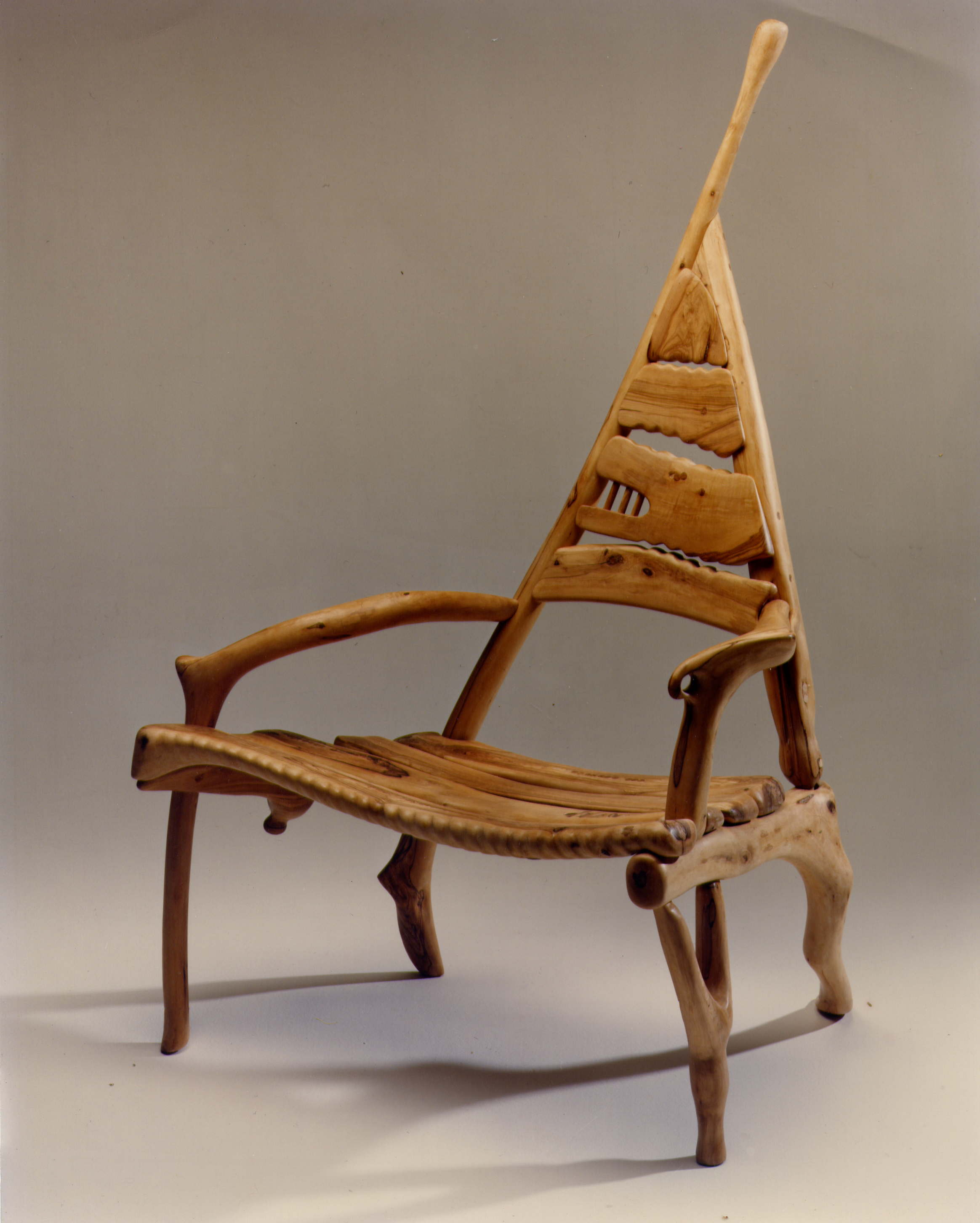 fauteuil triangle olivier 1997