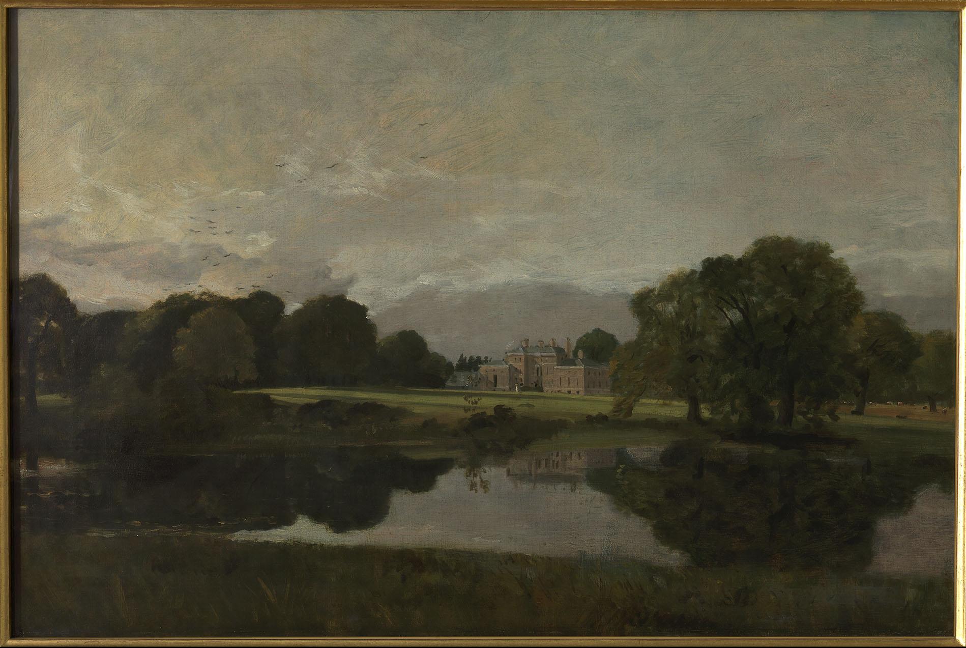 Constable, Malvern Hall, Warwickshire, N02653
