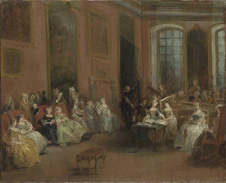 01 N. Lancret Alte Pinakotek