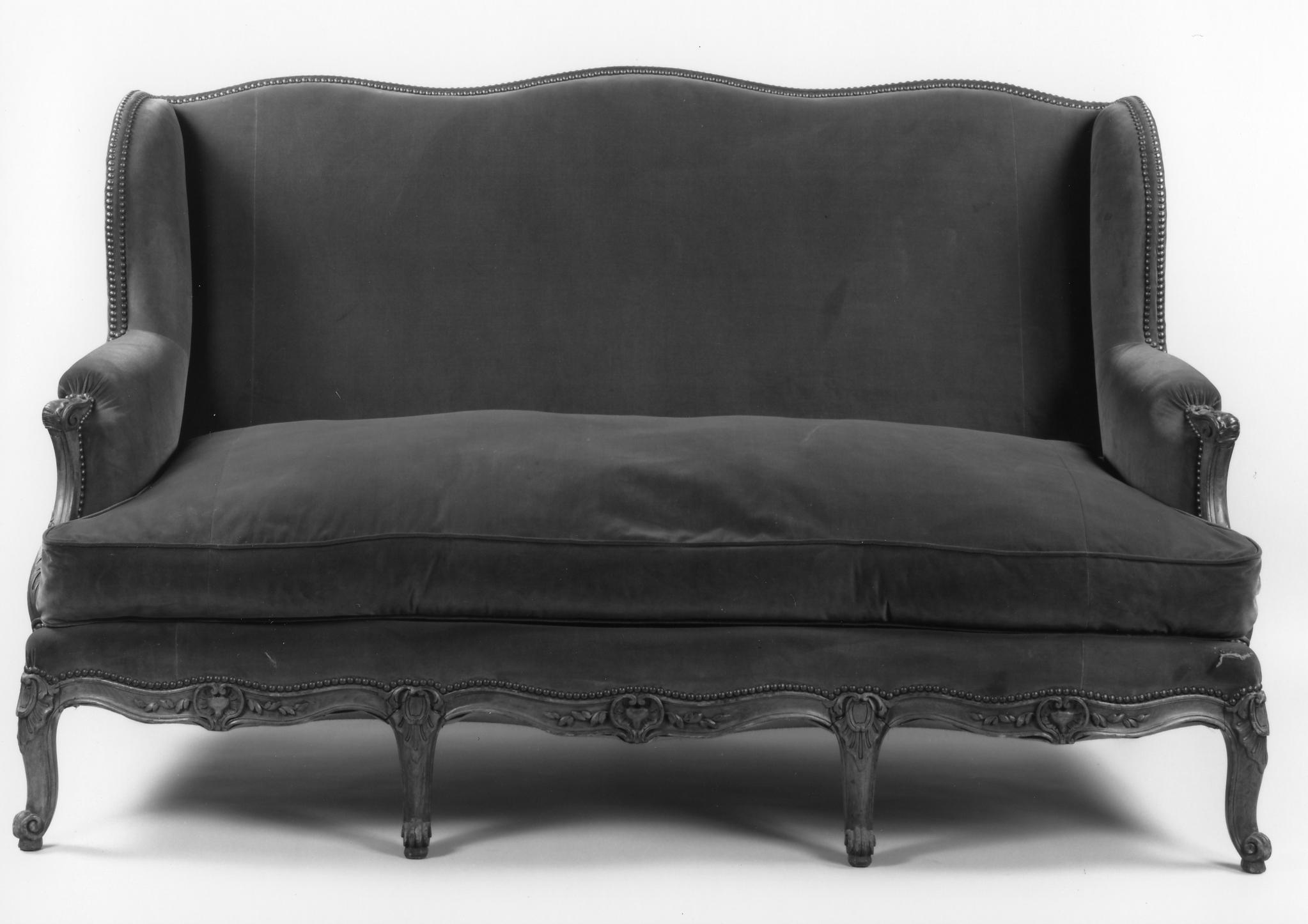 20 canapé Régence© Mobilier national
