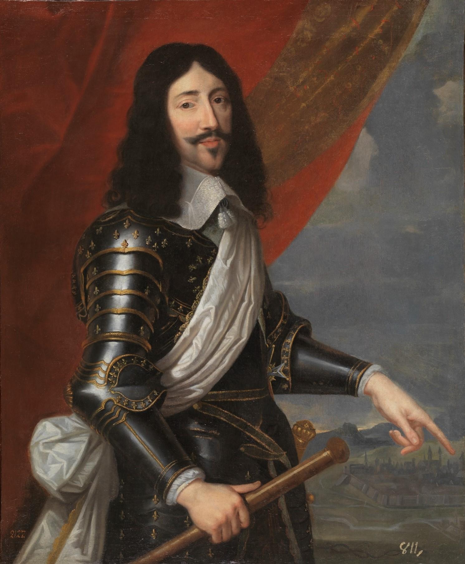 Luis XIII, rey de Francia